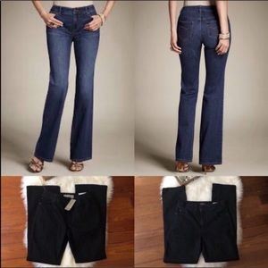 NWT Chicos barely flare dark wash ultimate jeans 2